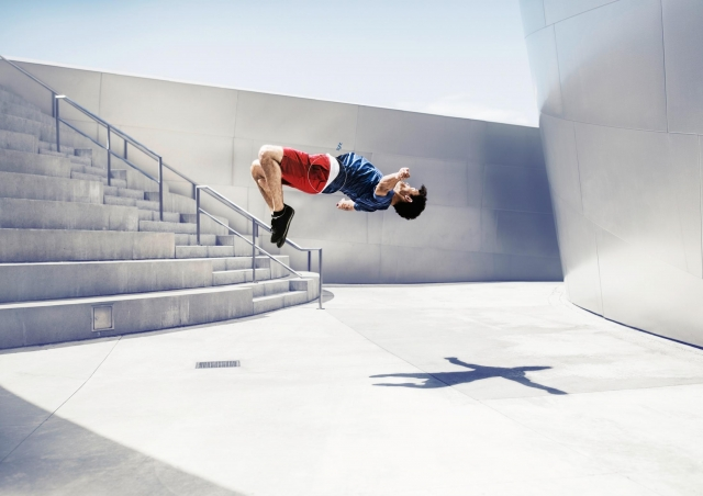 Pepsi: Breakdance, Parkour, Skateboard 2