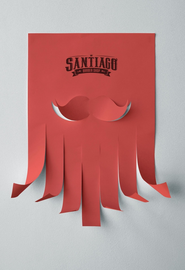 Santiago Barber Shop: Beard Poster 3