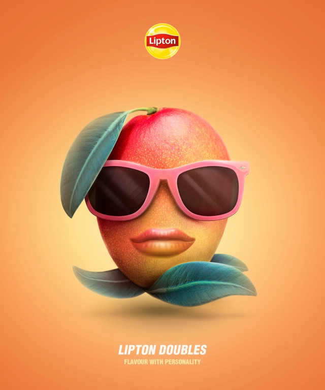 Lipton: Flavour with personality 3