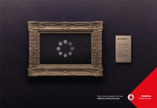 Vodafone: Buffering 1