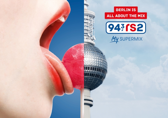 RS2 94,3: The best about Berlin is the mix 1