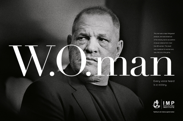 Maria da Penha Institute International Women's Day: W.O.man 1