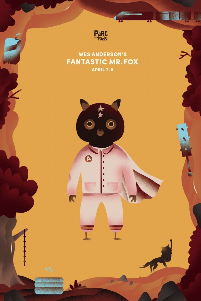 Cinema du Parc: My Neighbor Totoro, Fantastic Mr, E 2