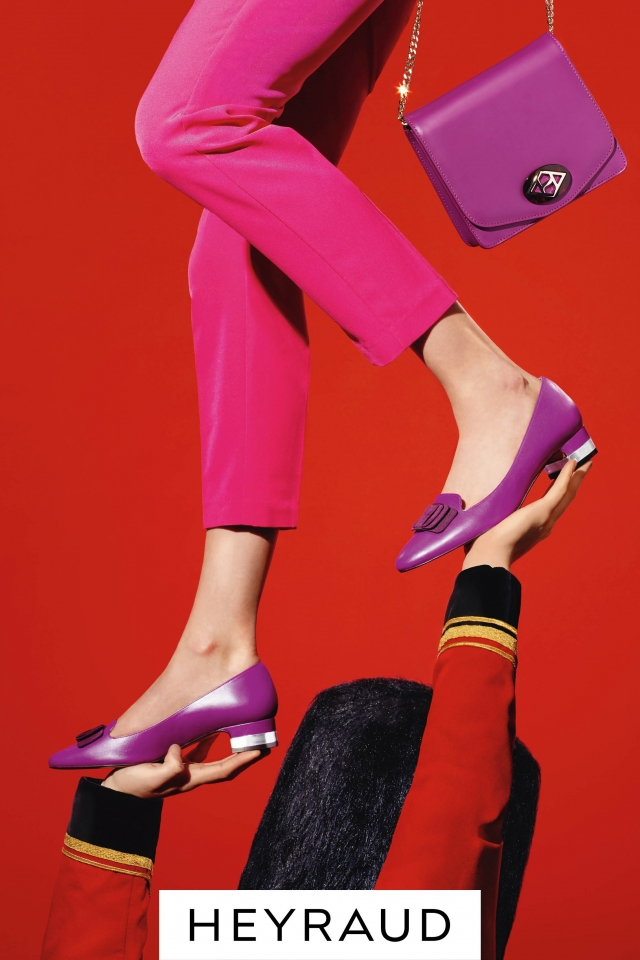 Heyraud Shoes: Autumn / Winter Collection 3