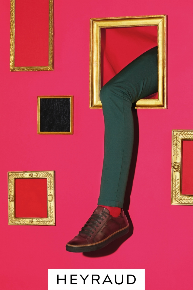 Heyraud Shoes: Autumn / Winter Collection 4
