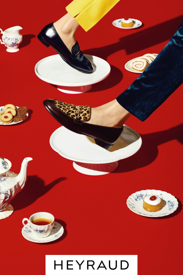 Heyraud Shoes: Autumn / Winter Collection 5