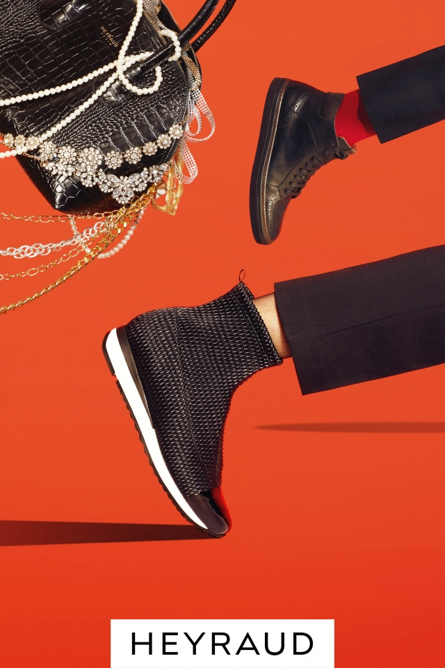 Heyraud Shoes: Autumn / Winter Collection 9
