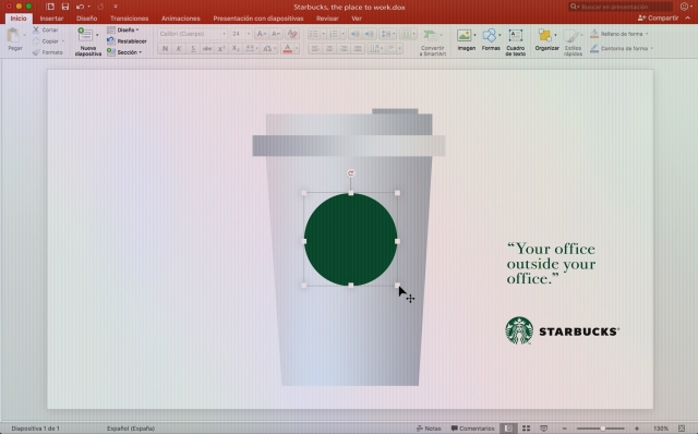 Starbucks: Your office outside your office 1