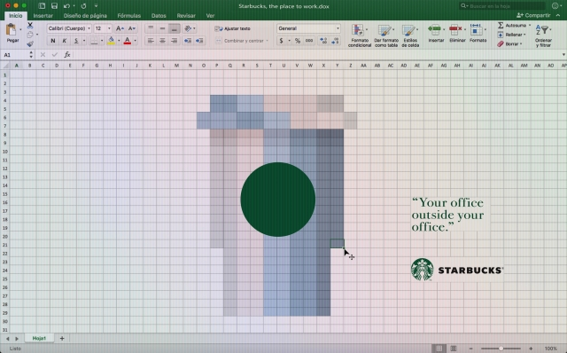Starbucks: Your office outside your office 3