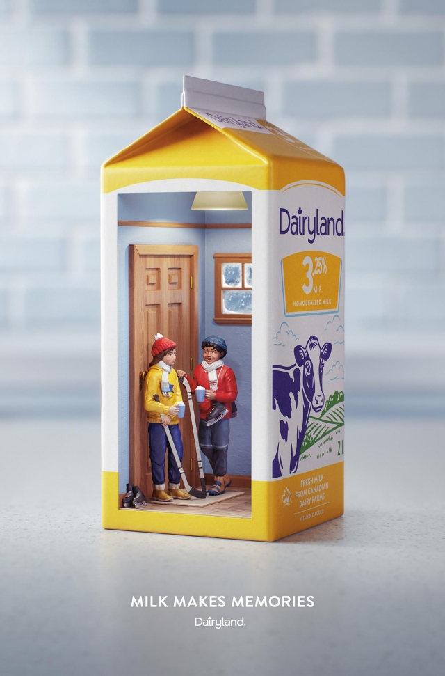 Dairyland: Milk Pack 3