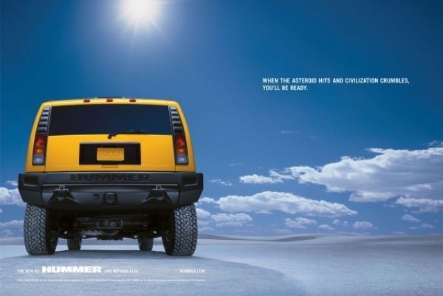 give a hummer