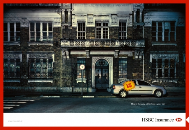 Adeevee | Only selected creativity - Hsbc Insurance: Night