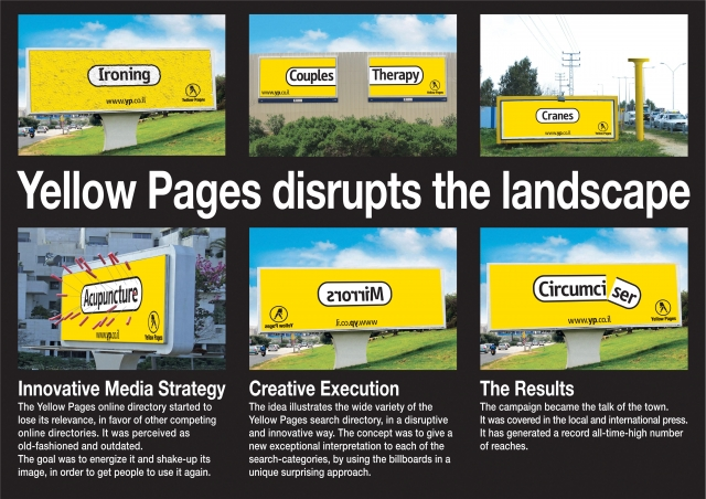 Adeevee | Only selected creativity - The Yellow Pages