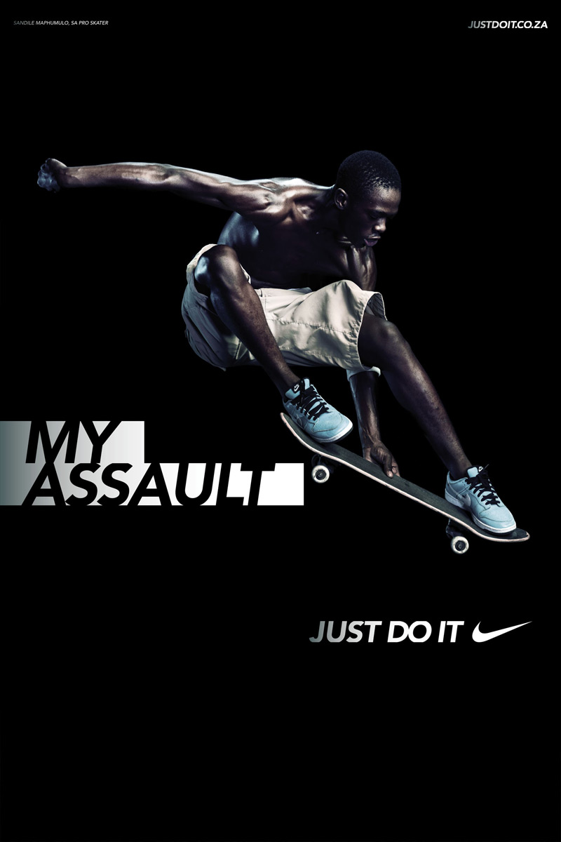 Adeevee Only Selected Creativity Nike What Is Your Fight