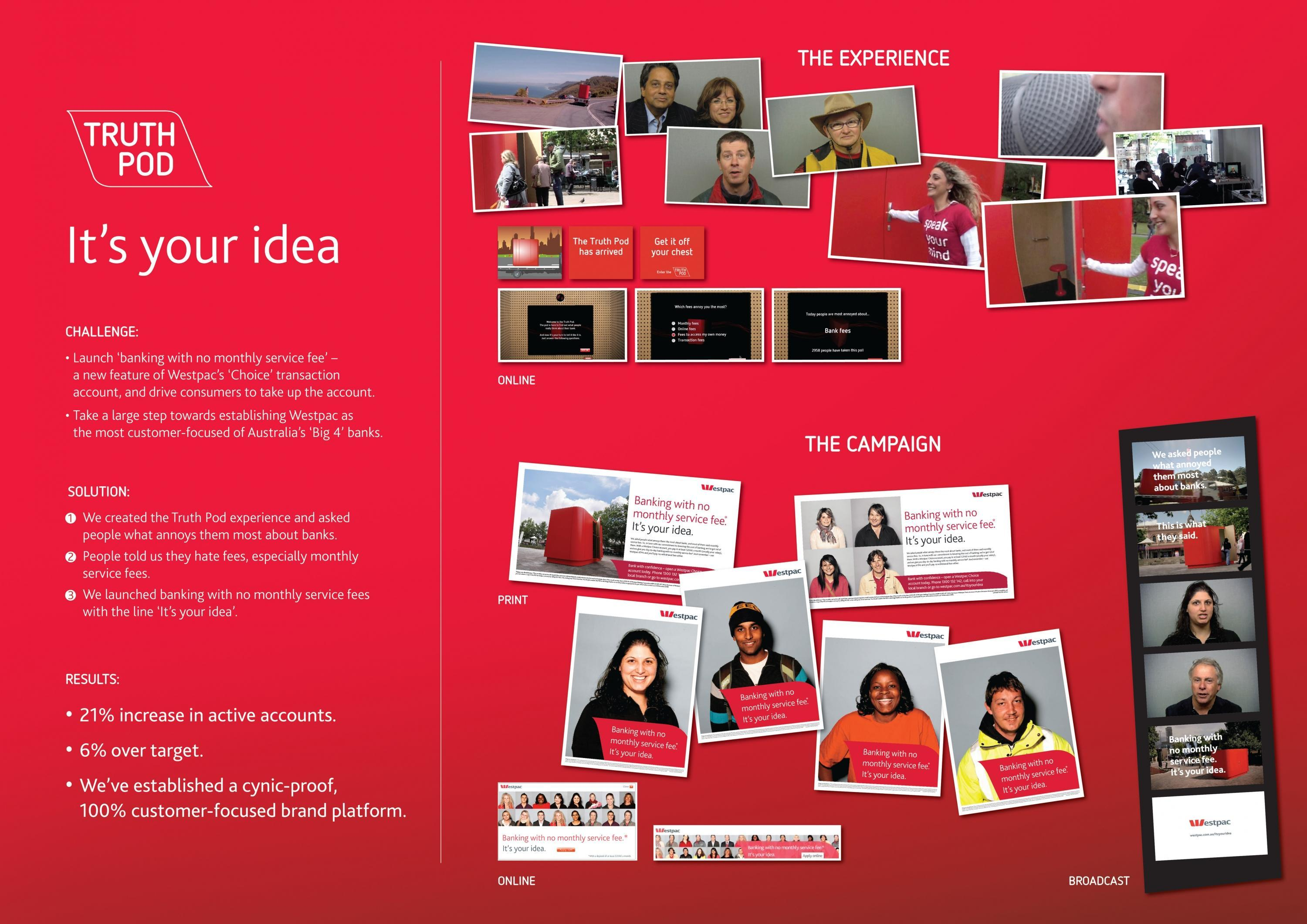 Adeevee | Only selected creativity - Westpac Banking
