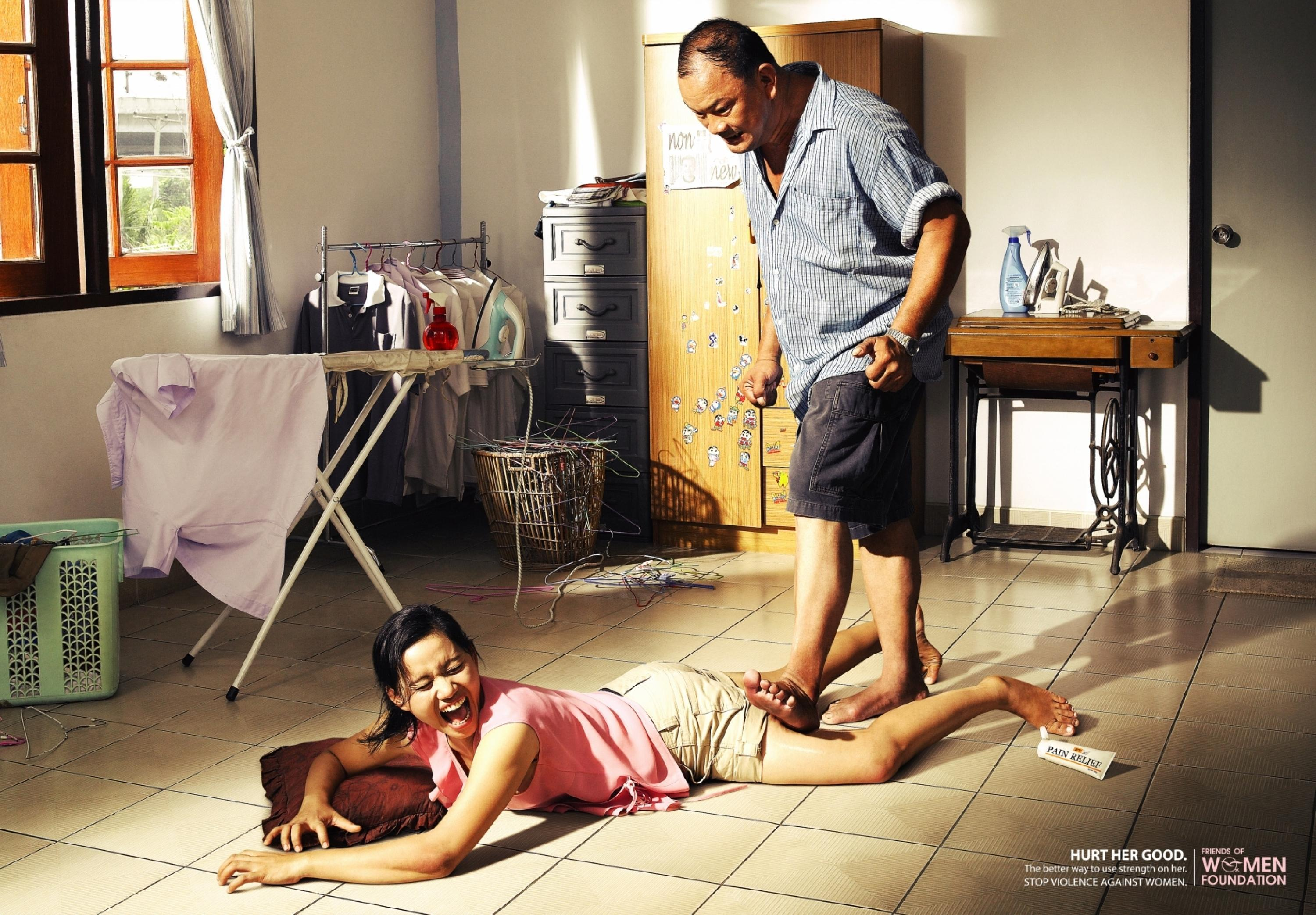 Why Is The Advertising Industry Still Promoting Violence Against Women
