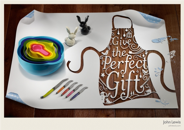John Lewis: Give the perfect Gift' 3