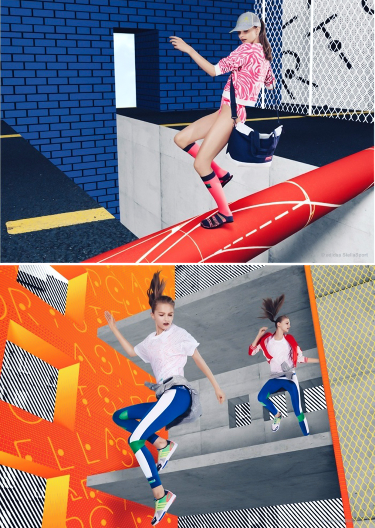 Adeevee Only Selected Creativity Adidas Clothing Actiongirls