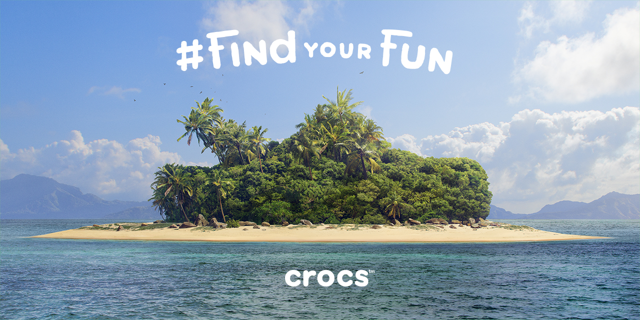 e2bf0406c Crocs  Find Your Fun - Cloud