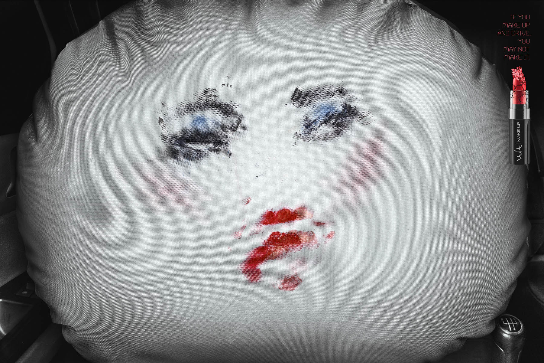Adeevee Only Selected Creativity Vult Cosmetics Airbag