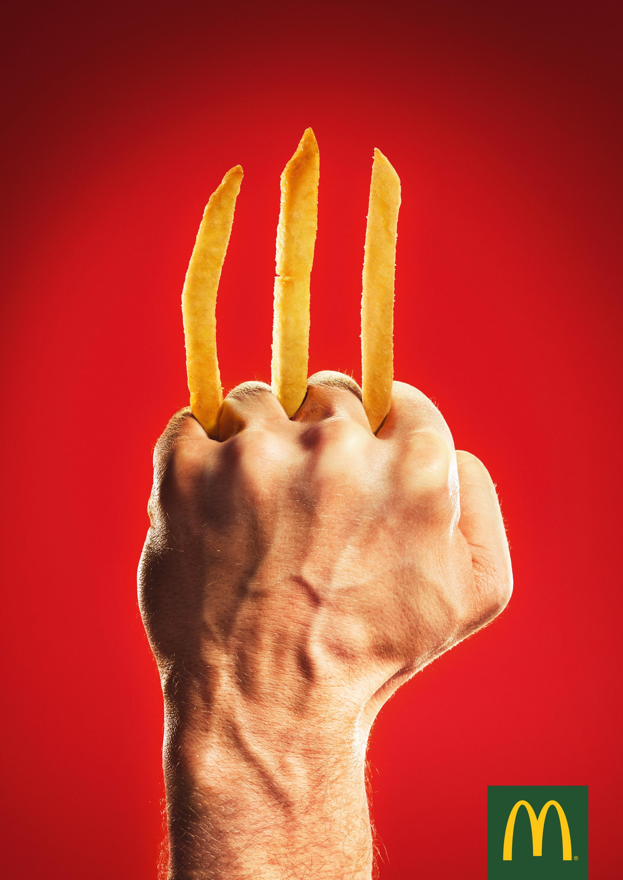 photo relating to Mcdonalds Printable Job Application identify Adeevee Merely chosen creative imagination - McDonalds: Wolverine