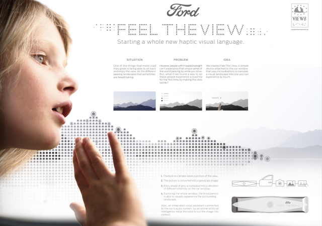 Ford: Feel The View 1