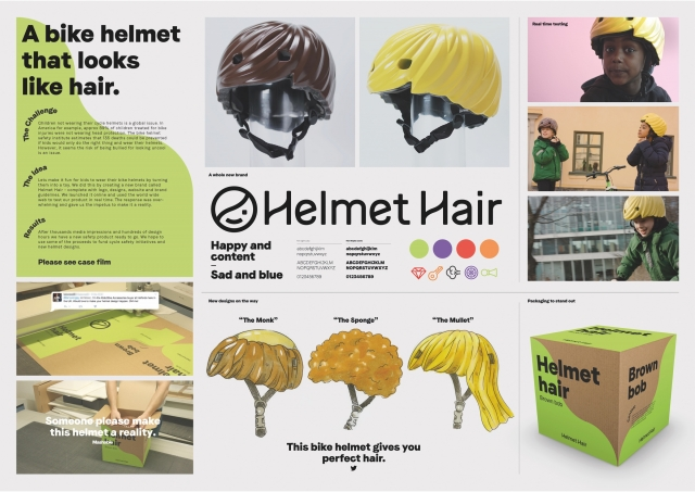 Helmet Hair: Helmet Hair 2