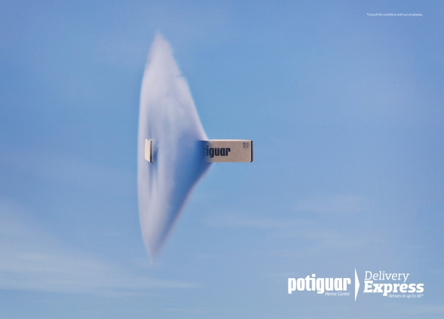 Potiguar Delivery Express: Sonic Barrier and Cruise Speed 1